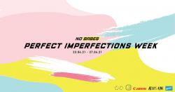 NO BABES EXPO // PERECT IMPERFECTIONS