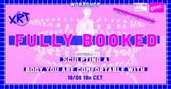 worXshop: Sculpting a body you are comfortable with.