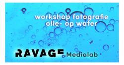 Workshop: fotografie olie- op water