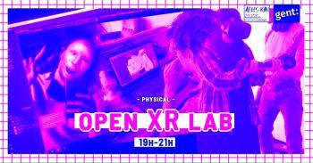 Open XR-lab
